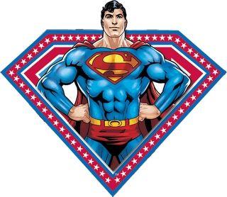 Imprimibles, imágenes y fondos de Superman 6.   Ideas y material gratis para fiestas y celebraciones Oh My Fiesta!