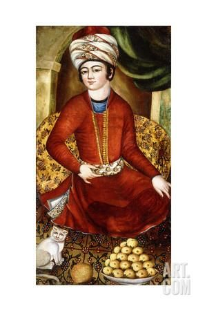 Lutf 'Ali Khan, C.1750-1800 Giclee Print at Art.com