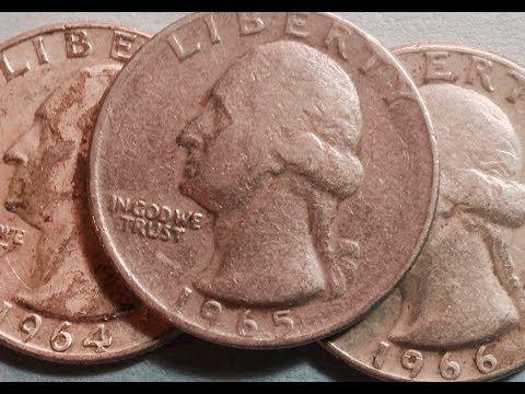 1964 1965 1966 Washington Quarters Here S The Value Youtube Rare Coins Worth Money Coins Worth Money Old Coins,Sacagawea Coin Errors