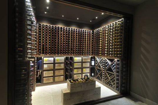 Choisir sa cave à vin, tendance actualité, déco. | Caves à Vins ...