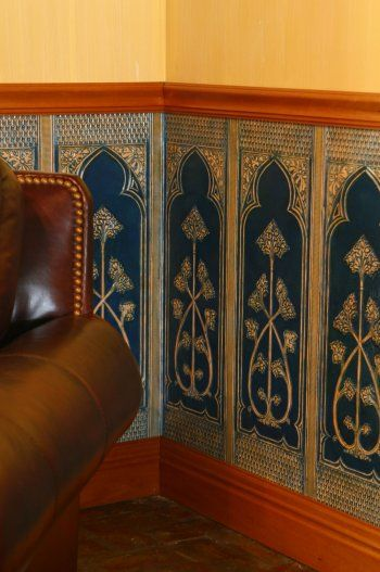 Lincrusta Gothic Dado Panel RD1967 / RD1961(10 panels)