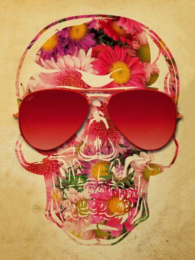 SKULL FLOWERS » TOP UA