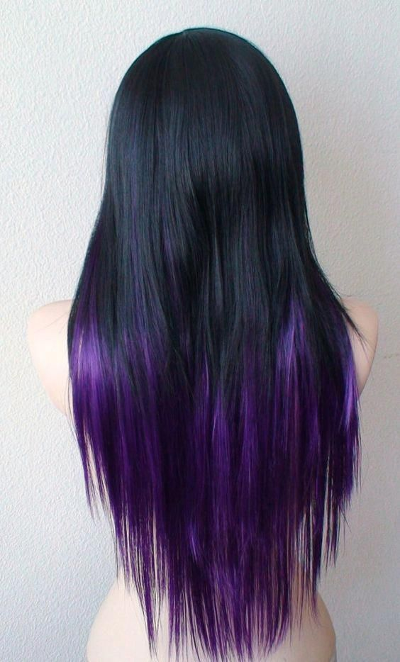 Pin On Hair Color In 2020 Long Straight Layered Hair Ombre Hair Color Frontal Hairstyles