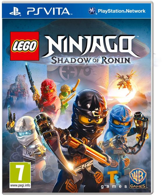 Buy LEGO Ninjago: Shadow of Ronin PS Vita Game at Argos.co.uk - Your Online Shop for PS Vita games.
