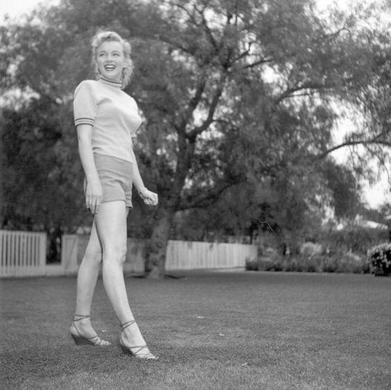 19 fotos que vão mudar o jeito como você pensa na Marilyn Monroe