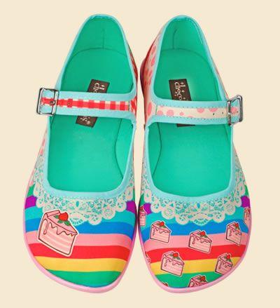 Zapatos Chocolaticas Sugar  :-)