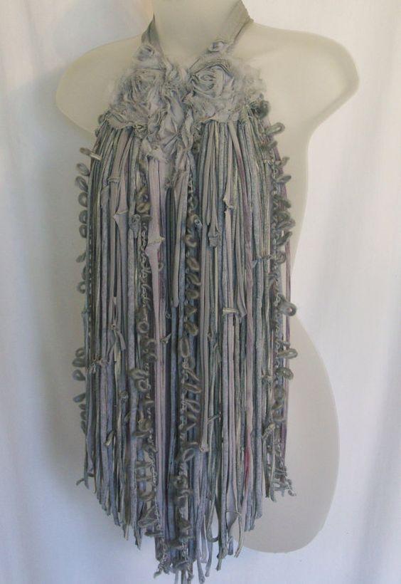 romantic clothing feminine clothing boho chic boho by LamaLuz