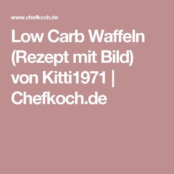 Low Carb Waffeln (Rezept mit Bild) von Kitti1971   Chefkoch.de