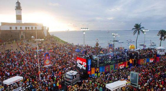 carnaval de salvador entre os melhores destinos de carnavais do Brasil: