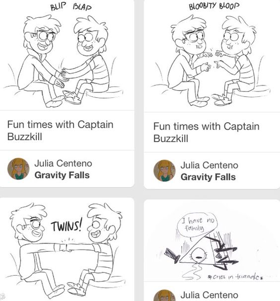 IDK if this is really Relativity Falls but I'm pinning it here anyway