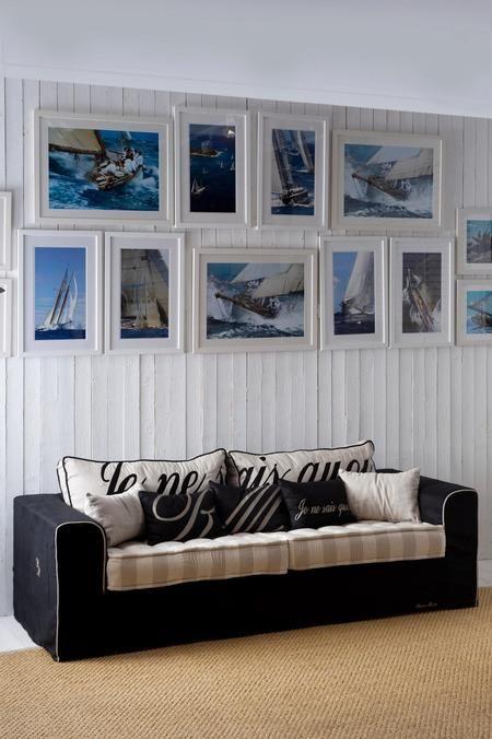 €2599,- Sofa  Je Ne Sais Quoi 3,5 seater #living #interior #rivieramaison: