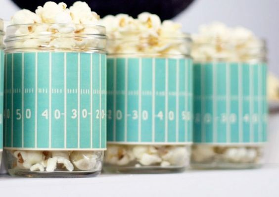 football party ideas from the sweetest occasion