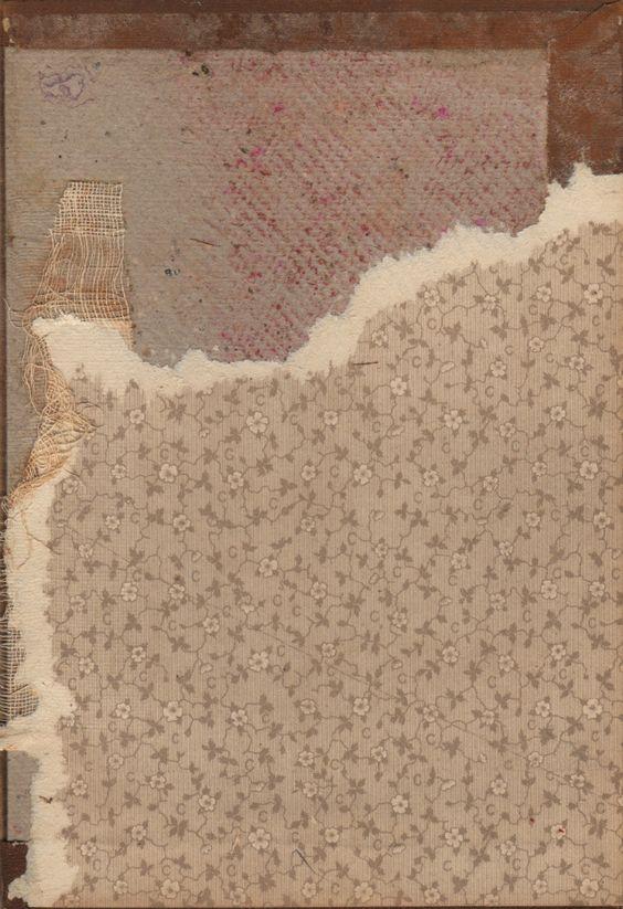 25 Deconstructed Vintage Book Textures