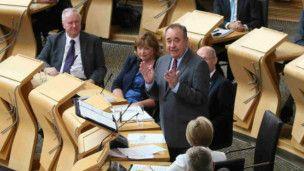 2014.08.26 蘇格蘭獨立公投:統獨陣營最後一場辯論 - BBC中文網 - 英國
