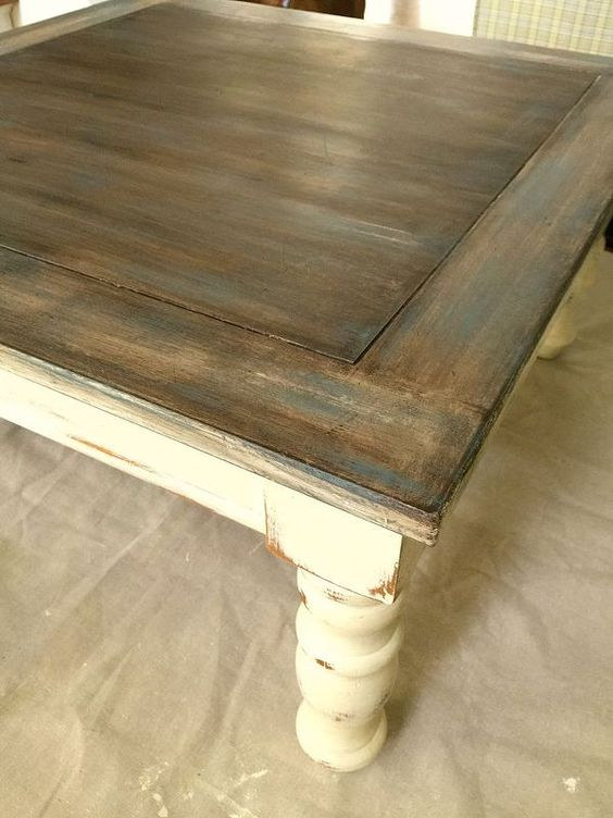 Old Wood Brushes And Painted Furniture On Pinterest