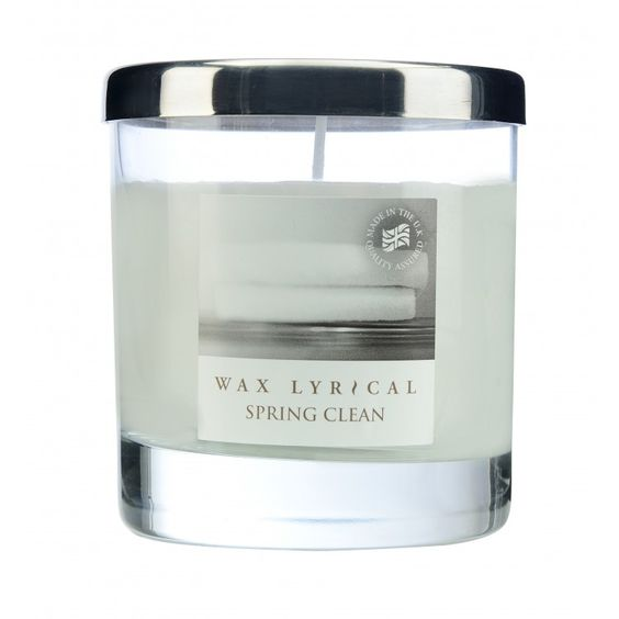 The smell of a good Spring Clean #scentedcandles #freshfragrance #madeintheuk