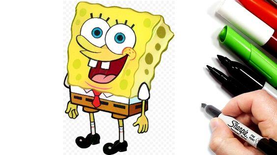 Error 404 تعليم الرسم In 2020 Drawing Tutorial Easy Spongebob Drawings Easy Drawings