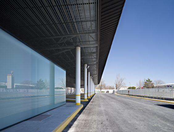 Galería de Estación de Autobuses de Baeza / DTR_studio arquitectos - 7