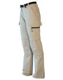 Zip-Off Hosen für den Frühling: Wander- und Freizeithose für Damen KENORA LADIES T-ZIP aus elastischem Material für optimale Bewegungsfreiheit in großen Größen bis 56.
