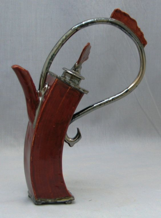 extruded teapots