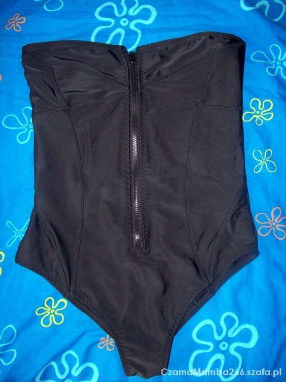 piękny strój kąpielowy asos zip   Cena: 80,00 zł  #kostiumkapielowy #nowystrojkapielowy #strojkapielowy40 #czarnestrojekapieloweasos #oryginalnystrojkapielowyaso