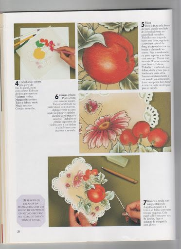 Papel Vegetal nº23 - Alessandra Vechier - Picasa Albums Web