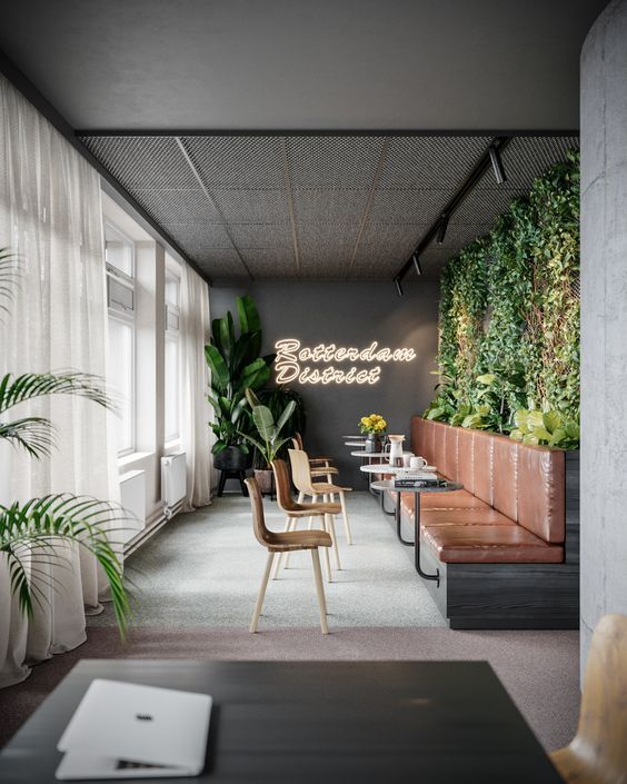 Corporate Office Spaces Design Ideas Office Design Images Meeting Room Office Space Design Cafe Interior Design Restaurant Interior Design