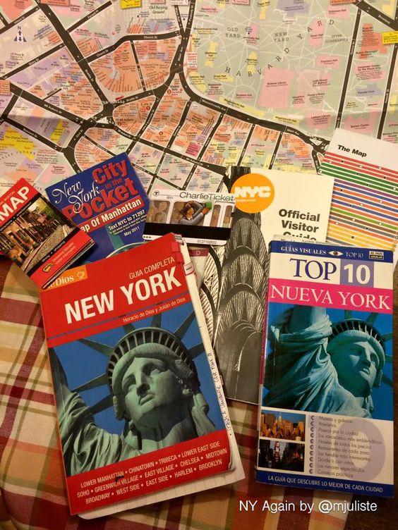 Itinerario de 7 dias NYAgain