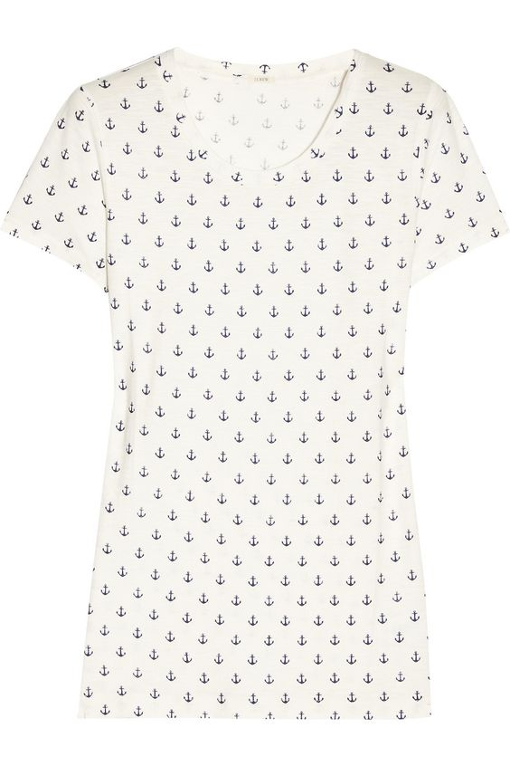 Anchor T-shirt from J.Crew.