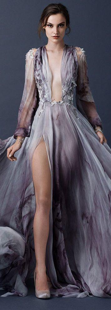 Paolo Sebastian F/W 2015/16 Couture Collection  unili.com