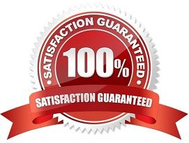 We guarantee the 100% satisfaction to our customers.
