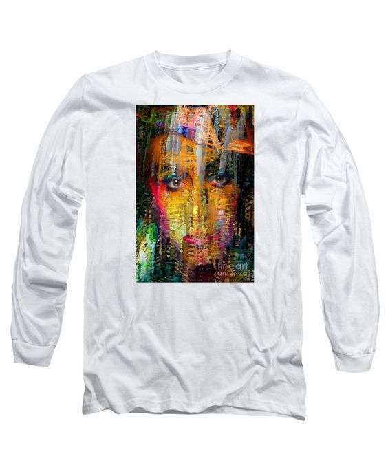 Long Sleeve T-Shirt - Can Not Make Up My Mind