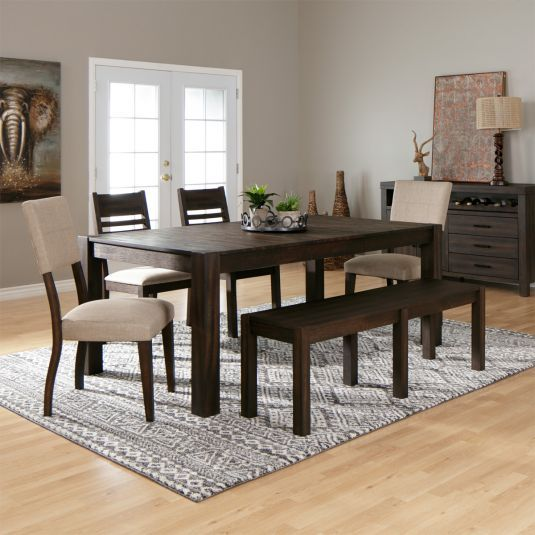 Cherry Dining Set Round Cherry Dining Set Jerome S Home Decor
