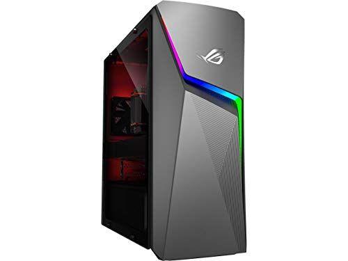 Pc De Sobremesa Para Juegos Intel Core I5 9400f 8 Gb Ddr4 512 Gb Ssd Rog Strix Gaming Desktop Nvidia Asus