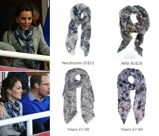SHOP repliKates of the Beulah Eden scarf