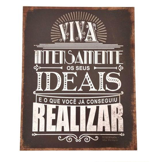 Placa Viva - Desiderata - Max Ehrmann  http://www.elo7.com.br/placa-viva-desiderata-max-ehrmann/dp/7897A5