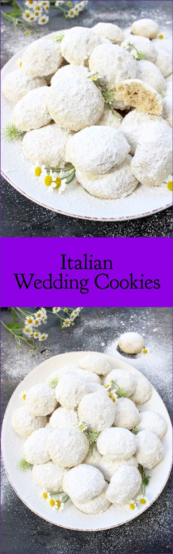 Recipe greek wedding cookies