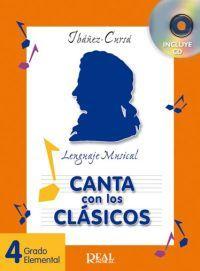 Amando Mayor Ibáñez - Dionisio Cursá De Pedro: Canta Con Los Clasicos, Vol.4 -  Grado Elemental MK18509 http://www.carisch.com/esp/producto.asp?sku=MK18509