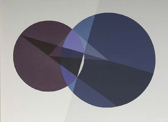 Mathematical Paintings of Crockett Johnson - Introduction | National Museum of American History