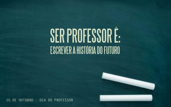 Homenagens Dia do Professor: