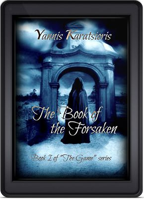 The Book of the Forsaken by Yannis Karatsioris is the Indie Book of the Day for January 4th, 2015!  http://indiebookoftheday.com/the-book-of-the-forsaken-by-yannis-karatsioris/