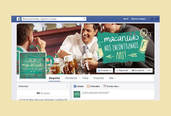 Identidad visual en Facebook