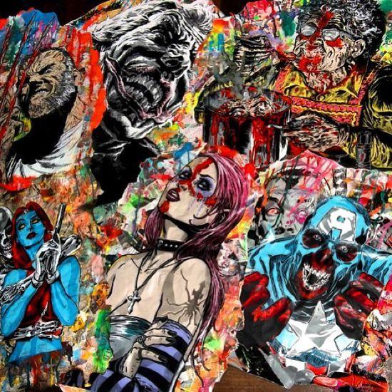 by gabboNiche southamerican artist Padgram