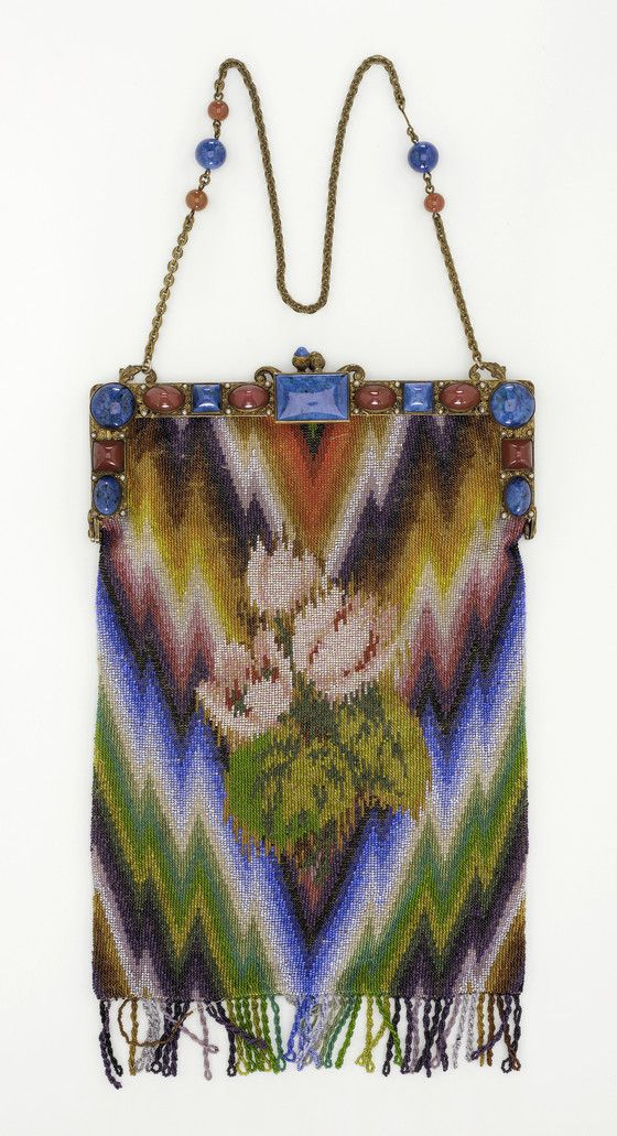 Woman's Handbag | LACMA Collections