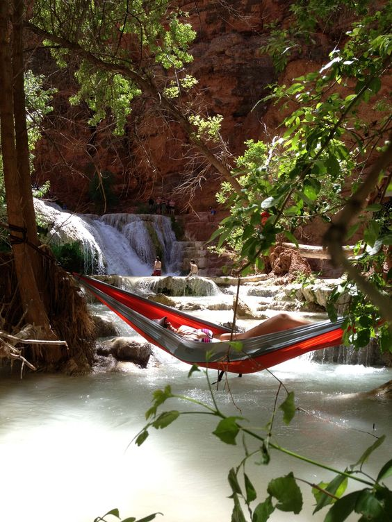 Went to Supai October 2014, weather was perfect! Only 2 1/2 hours from lake havasu, making this a few times a year trip. Nice getaway :)