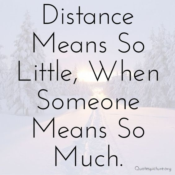Long Distance Relationship Romantic Love Pictures Quotes