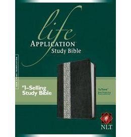 Book Life Application Study Bible Nlt, Tutone by Tyndale Tyndale