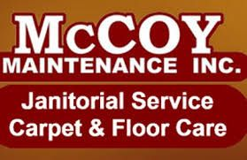 Mccoy Maintenance Offers Full Featured Janitorial Services To