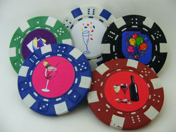 Fish Extender Gifts Party Favors Wedding Favors Poker by AdamoGolf