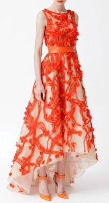 dress-this-way:  MONIQUE LHUILLIER